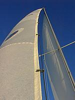 The First Sails on Annie