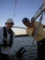 Sailing with Terry