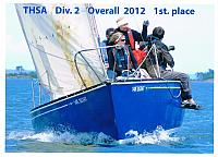 THSA Div.2 Over All 2012 1st Place